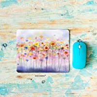 HGOD DESIGNS Flower Gaming Mouse Pad,Beautiful Watercolor Flower Mousepad Rectangle...