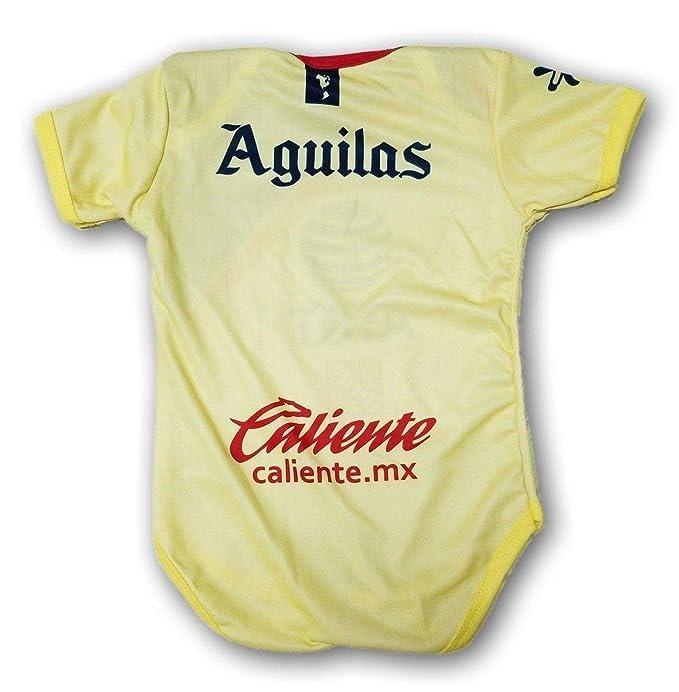 4e07e05984a Amazon.com   New Club America aguilas newborn Jersey   Sports   Outdoors