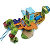 Giochi Preziosi Playset Gigante Turtles Tartarughe Ninja Leonardo
