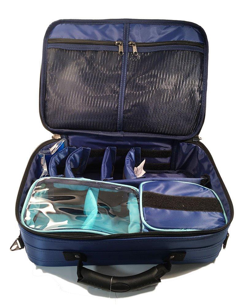 Elite Bags - Mallette médicale Community - Bleu