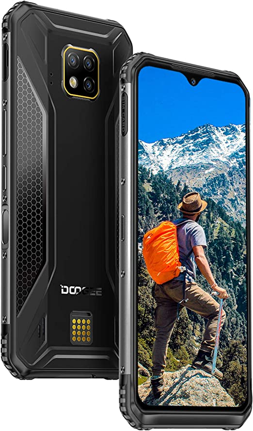 DOOGEE S95 Pro Móvil Antigolpes, Helio P90 Octa-Core 8GB RAM 128GB ...