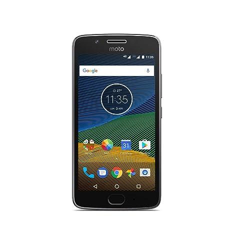 a92860925 Motorola Moto G5 - Smartphone Libre de 5 quot  Full HD