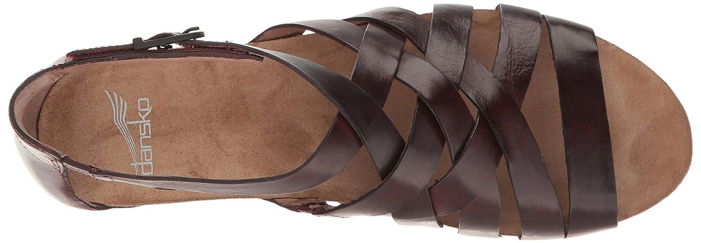 Dansko Women's Vivian Vivian Women's Gladiator Sandal B01HHJMVQ2 Flats e483b0