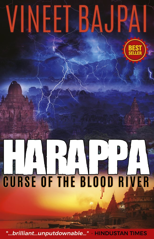 Buy Harappa - Curse of the Blood River Book Online at Low Prices ...