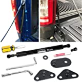 Winunite for 2015-2021 F150 Tailgate Assist Shock Truck Lift Assist for F-150 Pickup Tailgate EZ Down(All Tools Are…