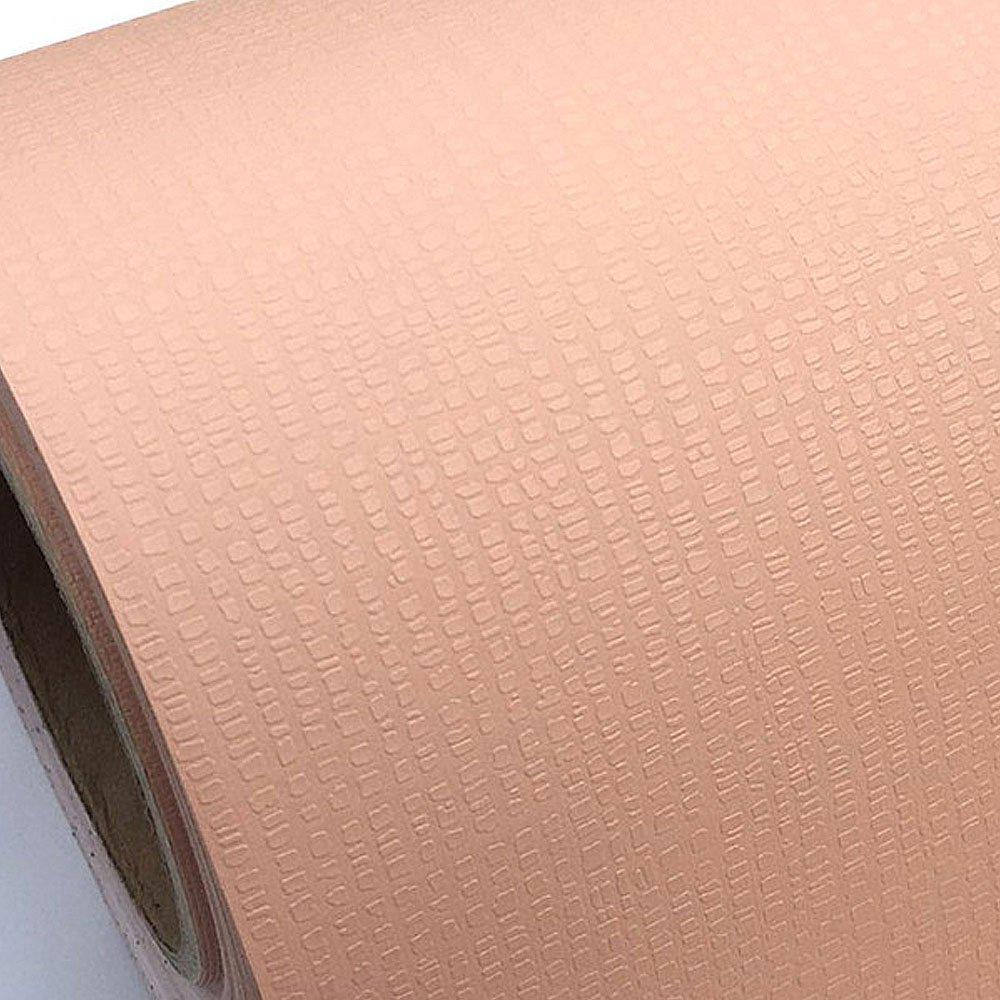 壁紙シール はがせる 【壁紙シール15mセット】 壁紙 のり付き シール クロス補修 おしゃれ [air-861:ピーチ] 幅50cm×長さ15m単位 無地 アクセントクロス ウォールステッカー はがせる DIY 壁紙 シール 木目 リメイクシート B01N4I1V76 お得な15mセット|air-861:ピーチ air-861:ピーチ お得な15mセット