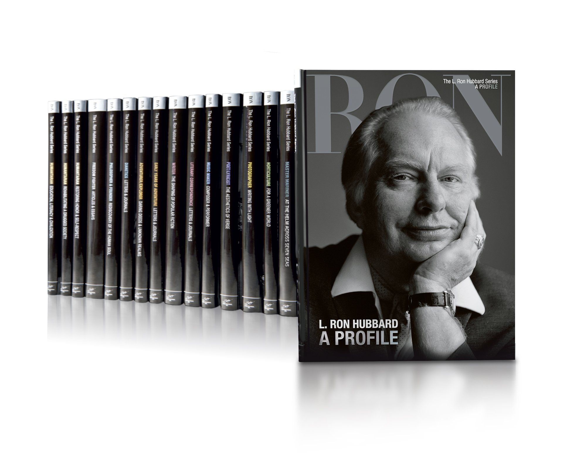 L RON HUBBARD SERIES: Amazon.es: Based on the Works of L Ron ...