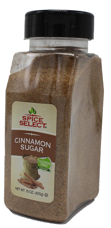 Spice Select Select Culinary Cinnamon Sugar Value Size 15oz