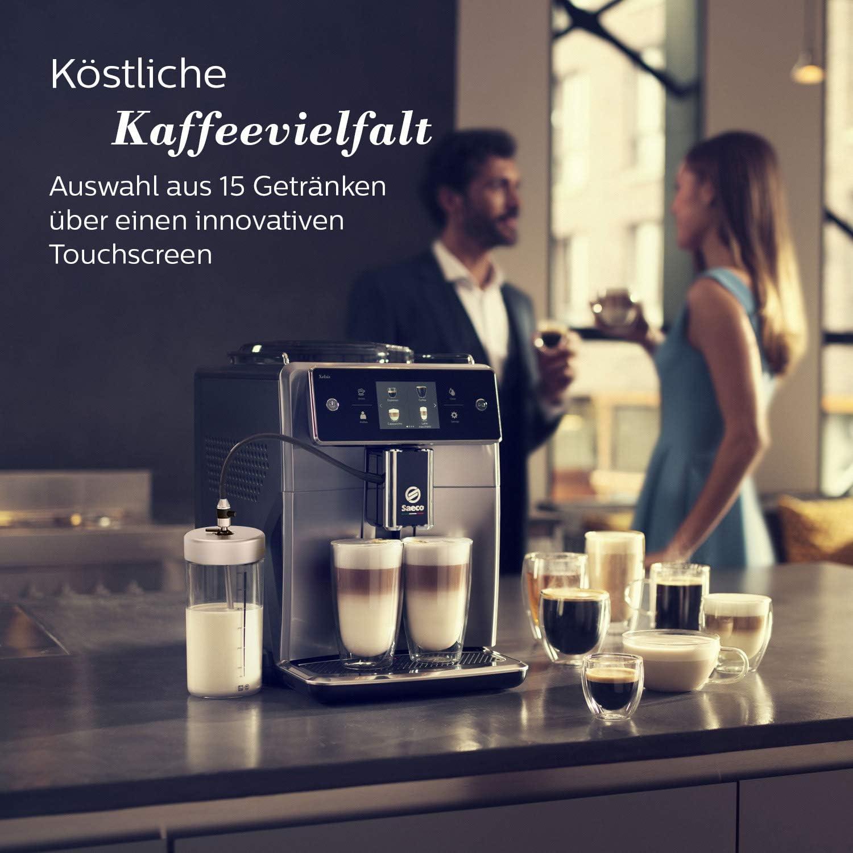 kleiner Kaffeevollautomat - 15 Getränke