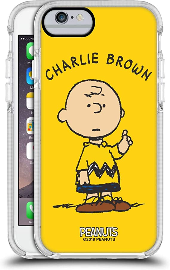Snoopy Loves Charlie Brown iphone case