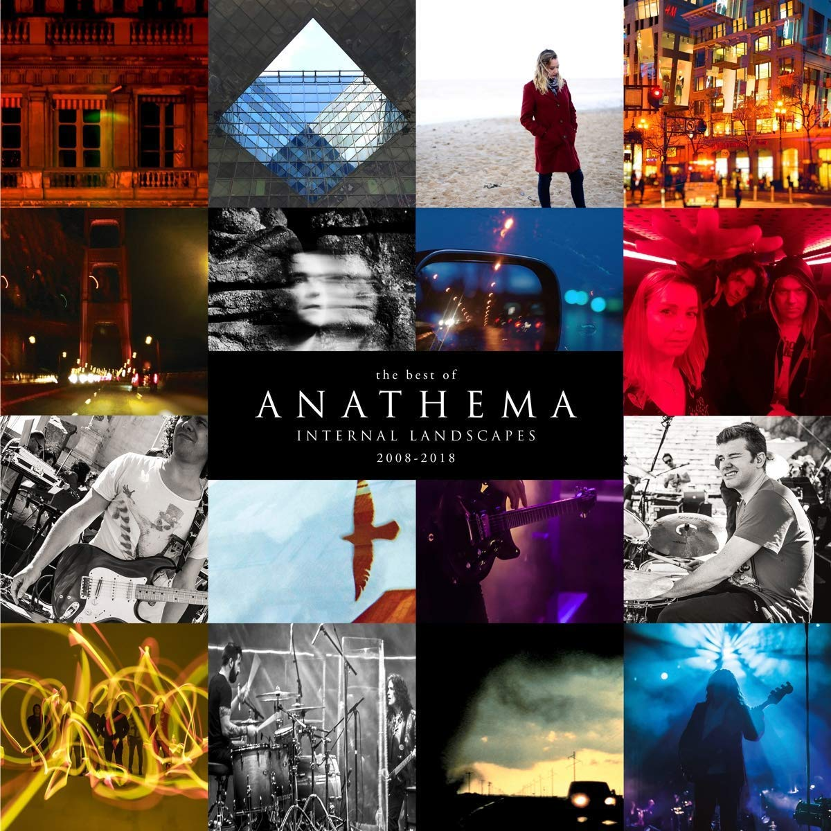 CD : Anathema - Internal Landscapes (United Kingdom - Import)