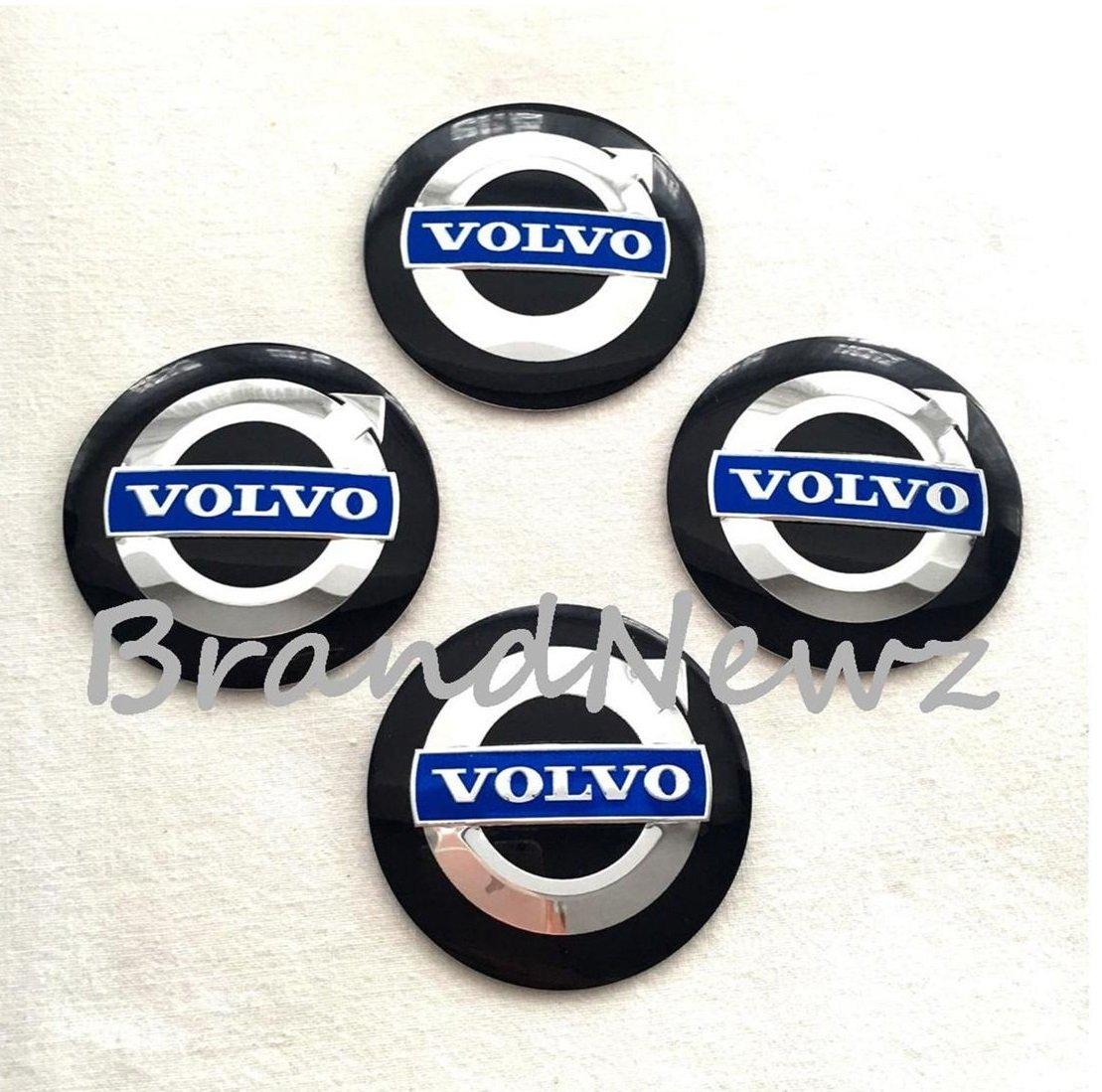 Adhesivos para tapacubos, con el diseño del logotipo de ...