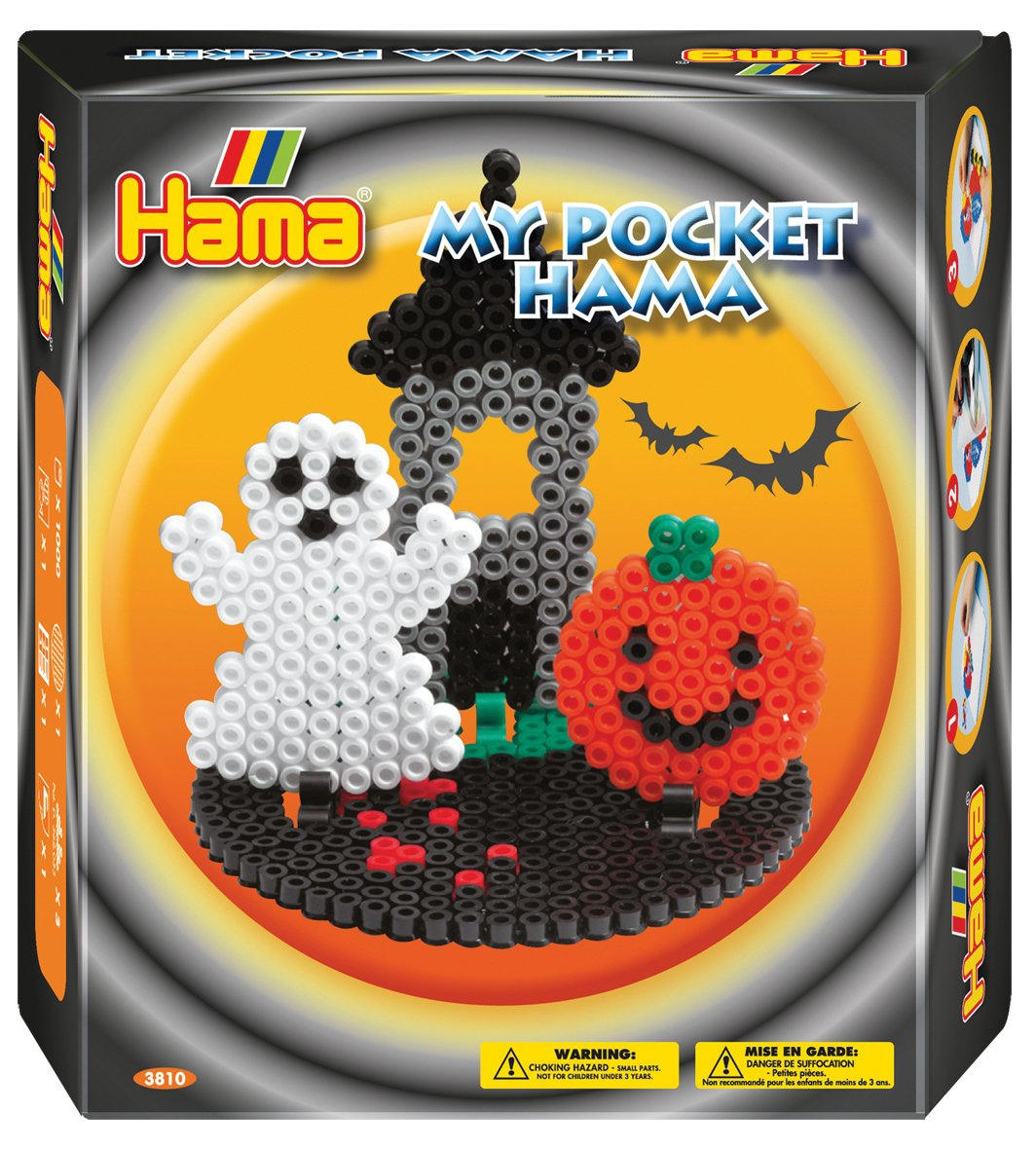 Hama My Pocket Halloween: Amazon.co.uk: Toys & Games