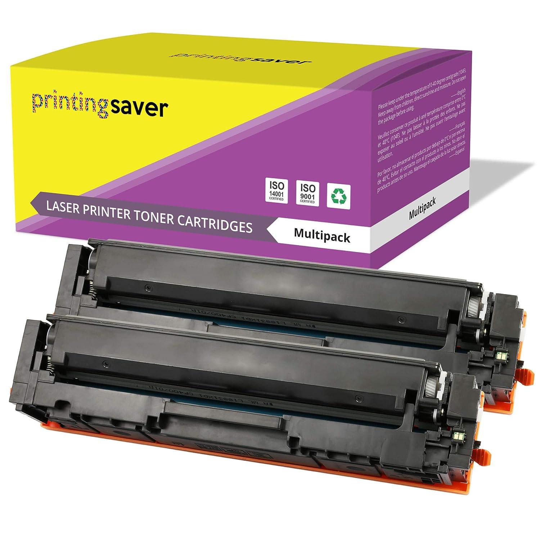 PRINTING SAVER Cian Tóner Compatible con CF531A (205A) para HP ...