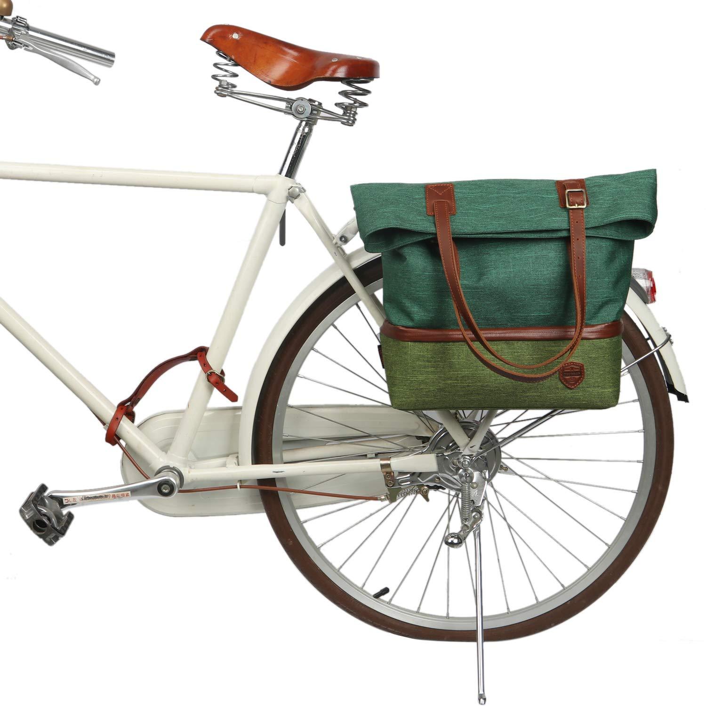 isoliert TOURBON Fahrradtasche f/ür Damen Fahrradtasche