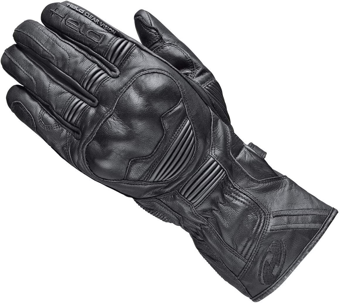 Held Touch Damen Motorradtourenhandschuh Gr/ö/ße 6 Farbe schwarz
