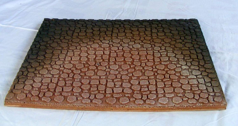 H1,5x30x40 cm per statuine da 7 cm Dim De Sisinno Base per presepe Popolare