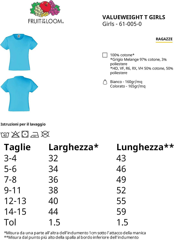 CHEIDEASTORE T-Shirt Maglietta Ginnastica My Life Bambina