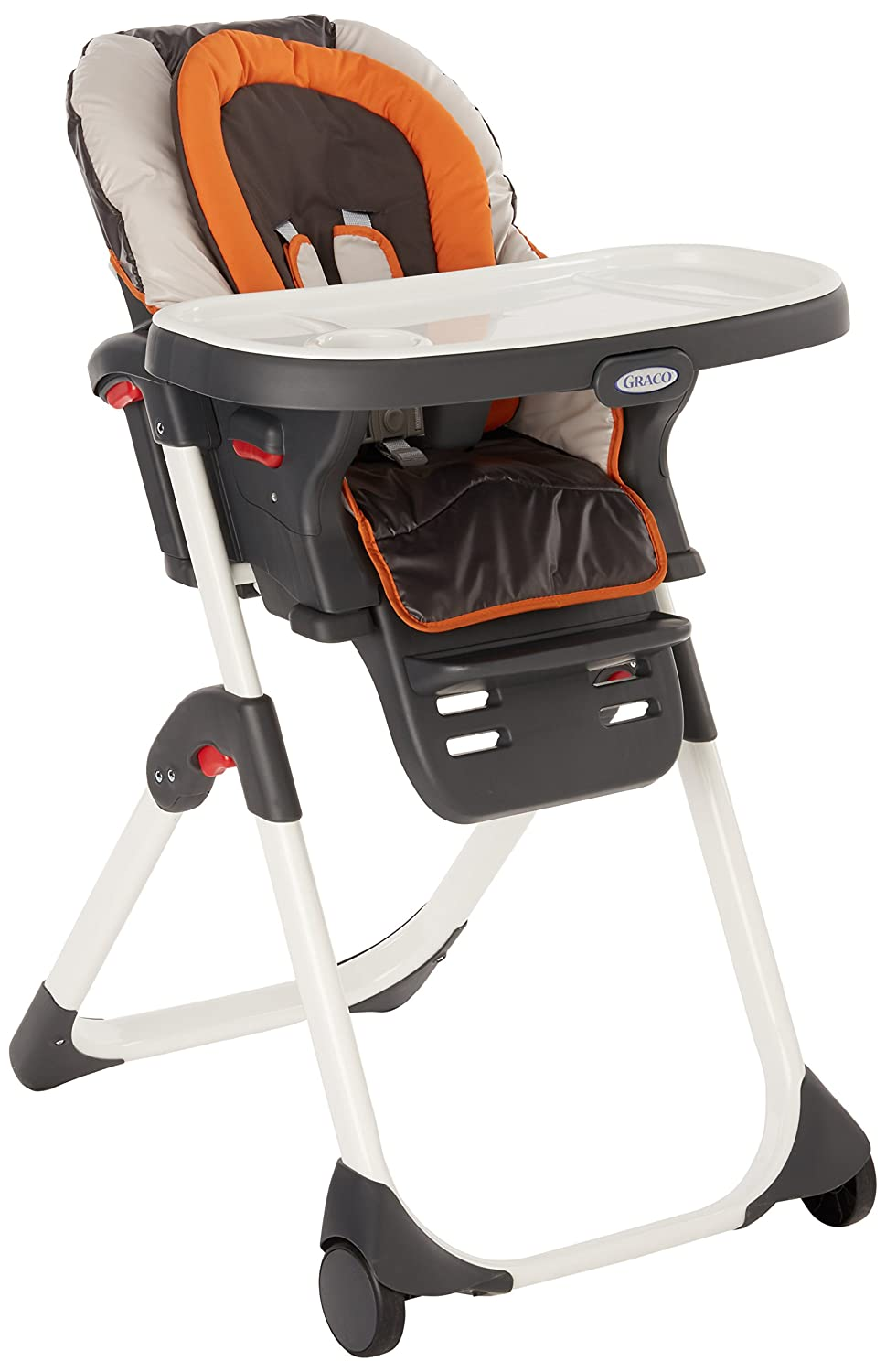 overstock chair product graco highchair free high baby shipping blossom today studio in