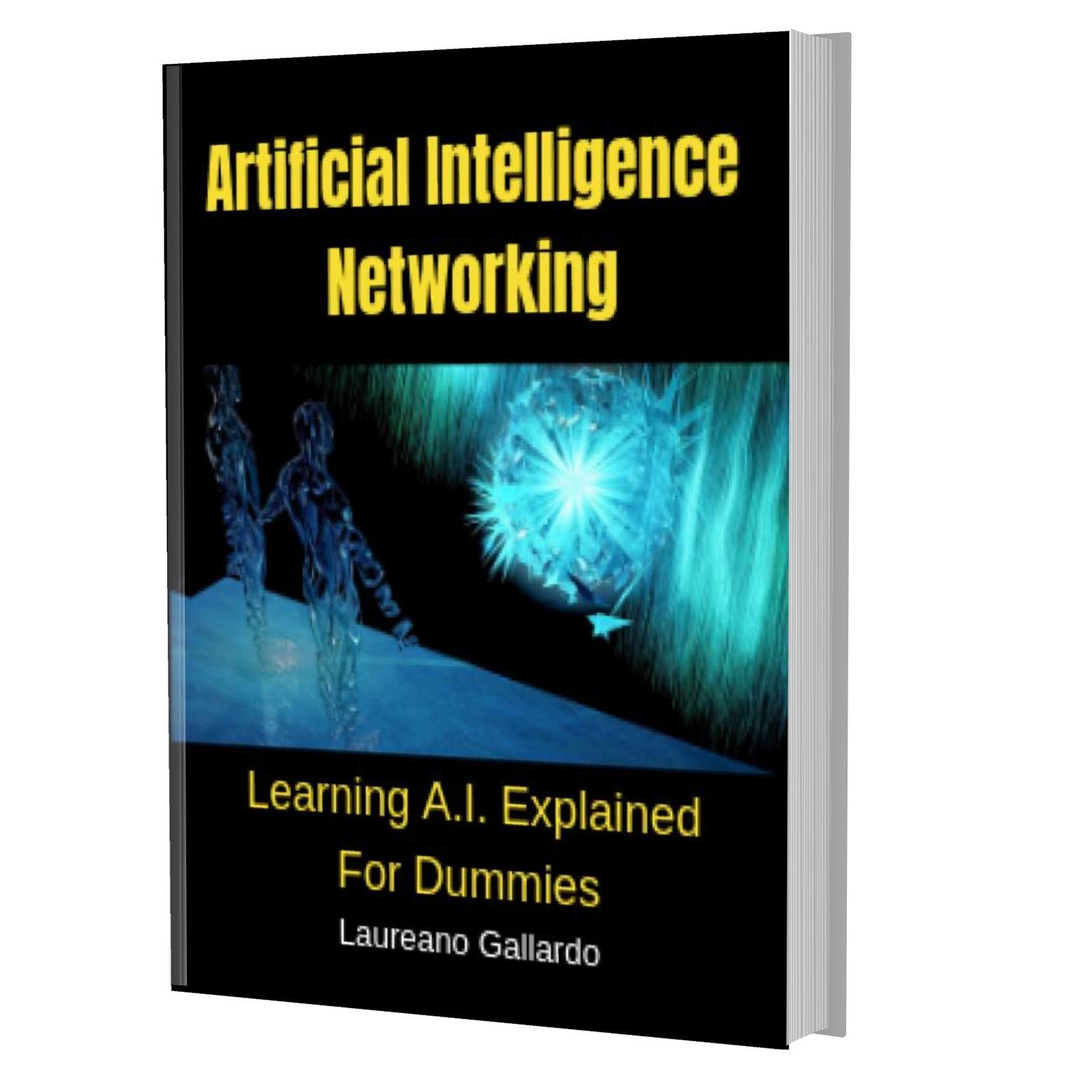 Artificial Intelligence Networking: Learning AI Explained For Dummies: Deep Learning Machine Learning and Big Data (English Edition)