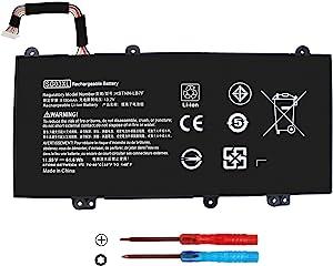 SG03XL 849314-850 849048-421 Laptop Battery for HP Envy M7 M7-U000 17T-U000 Series M7-U109DX M7-U009DX 17-U011NR 17-U110NR 17-U163CL 17-U273CL 17-U275CL 17-U177CL 849315-856 W289UA W2K87UA W2K88UA