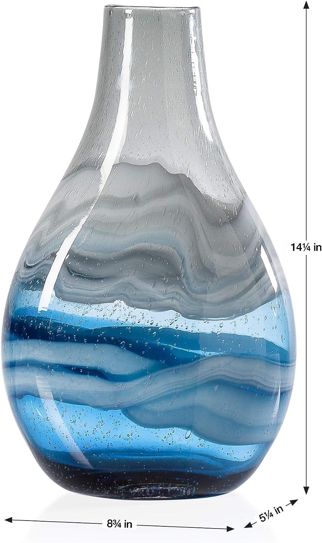 Glass Bulb Vase for Home Decor