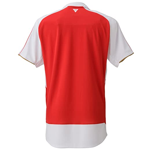 Puma AFC Home Replica with Sponsor Camiseta, Hombre, Rojo, XL: Puma: Amazon.es: Zapatos y complementos