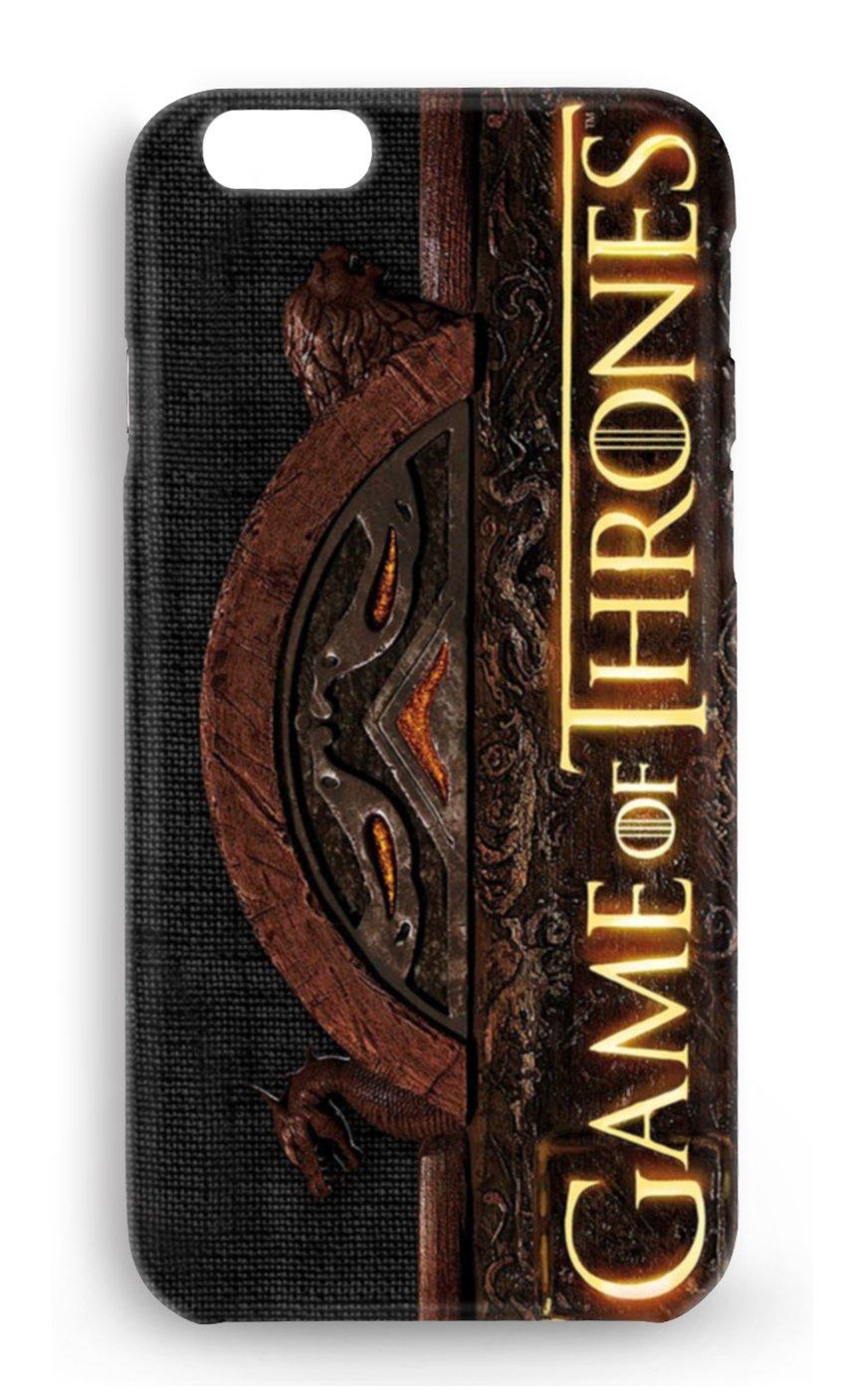 Funda Carcasa Juego de Tronos para iPhone 6 6S plástico rígido Game of Thrones
