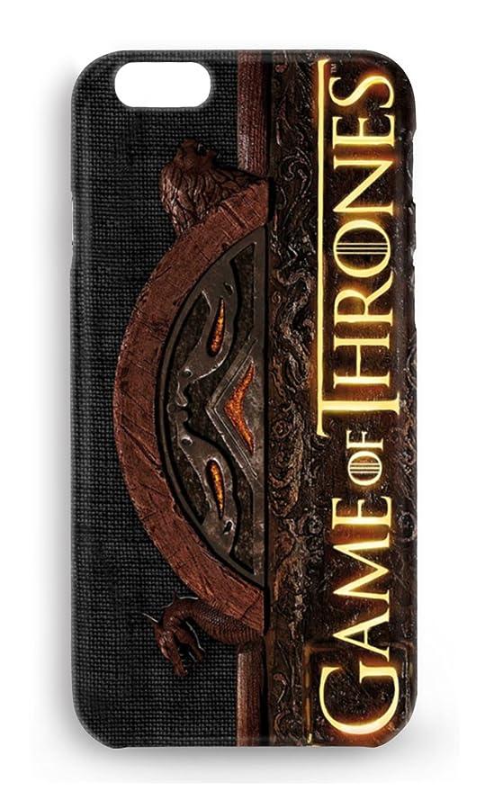Funda carcasa Juego de Tronos para Iphone 7 plástico rígido Game of Thrones