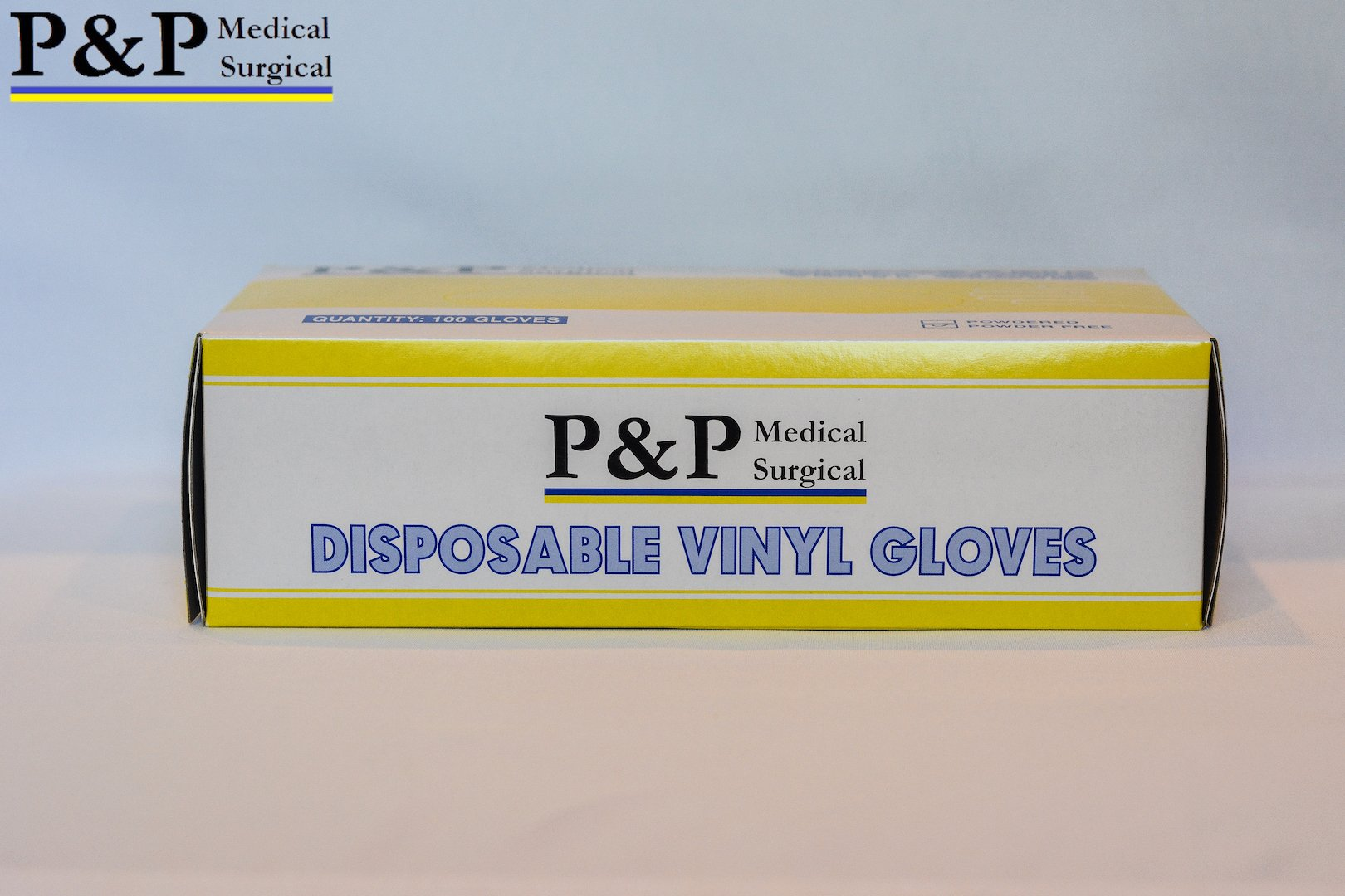 Vinyl Gloves Disposable Medical Exam Powder Latex Free (1 Case= 1000 gloves) X-Large by P&P Medical Surgical (Image #5)