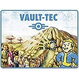 JUST FUNKY Fall-BL-6731-Jfc Fallout Vault Tec Blanket