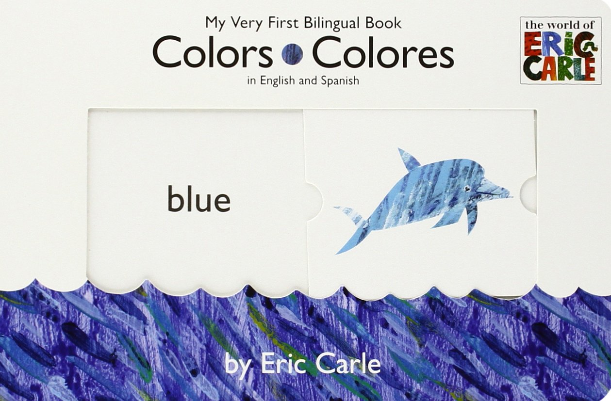 Colors/Colores (The World of Eric Carle) (Spanish Edition)