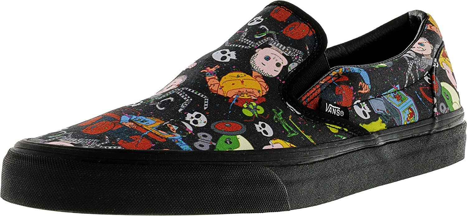 5c98d1f177 Vans Unisex Shoes Classic Slip On Disney Pixar SIDS Mutants Toy Story  Sneakers (5.5 B(M) US Women s  4 D(M) US Men s)  Amazon.co.uk  Shoes   Bags