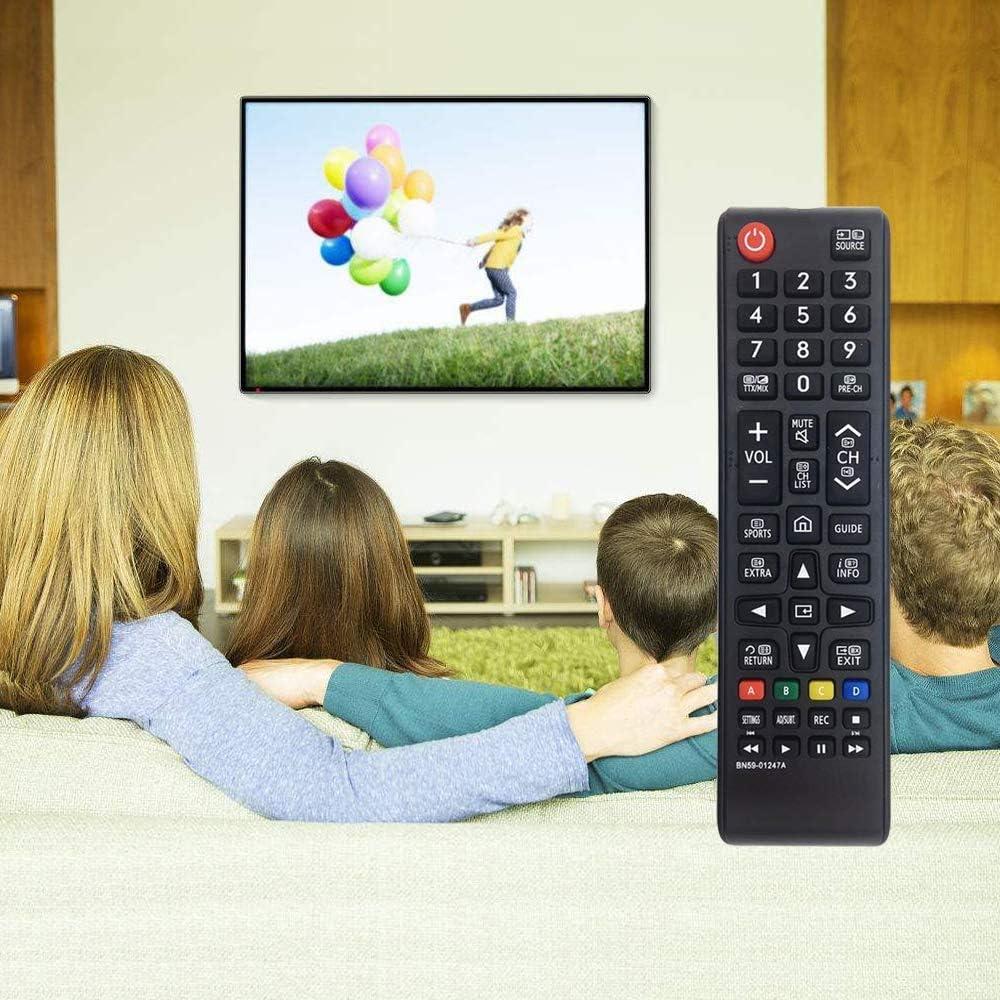 Reemplazo Samsung BN59-01247A Mando a Distancia para Samsung TV/Smart TV, Compatible con Mando a Distancia para Samsung BN59-01175N AA59-00786A AA59-00602A AA59-00786A AA59-00741A: Amazon.es: Electrónica