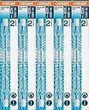 5 pcs Osram halógena de la lámpara Haloline Pro, R7s, 230V, longitud: 118 mm, 230 W, 64701