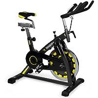 Diadora Tour 20 Plus Fit Bike, Nero, 115 x 53 x 120 cm