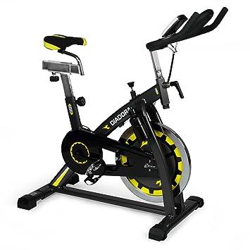 Diadora Tour 20 - Bicicleta estática color negro: Amazon.es ...