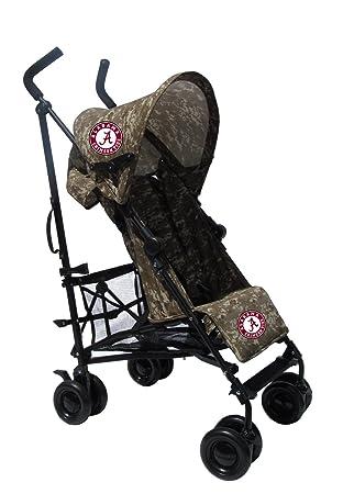 Amazon.com: Alabama camuflaje paraguas carriola: Baby