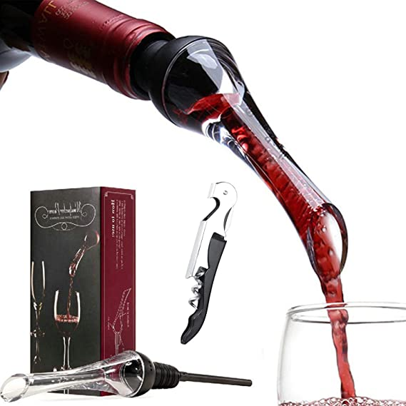 Wine Aerator for Wine Bottle - Wine Aerato Pourer