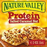 Nature Valley Protein Salted Caramel Cereal Bars 4 x 40g