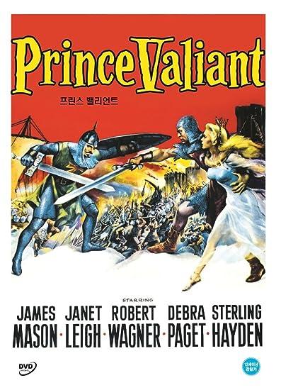 Prince Valiant,1954 (Region All, NTSC): Amazon.es: Cine y Series TV