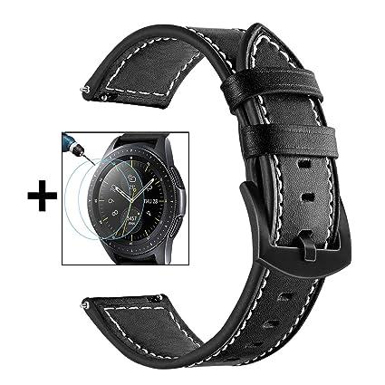 Amazon.com: Correa para reloj Galaxy de 1.654 in + 2 ...
