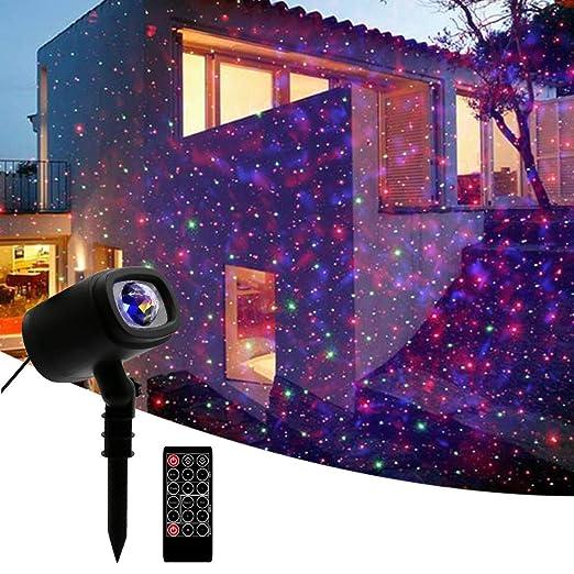 WDERYL Proyector Fantasma de Halloween, Marca de Agua Estrellada ...