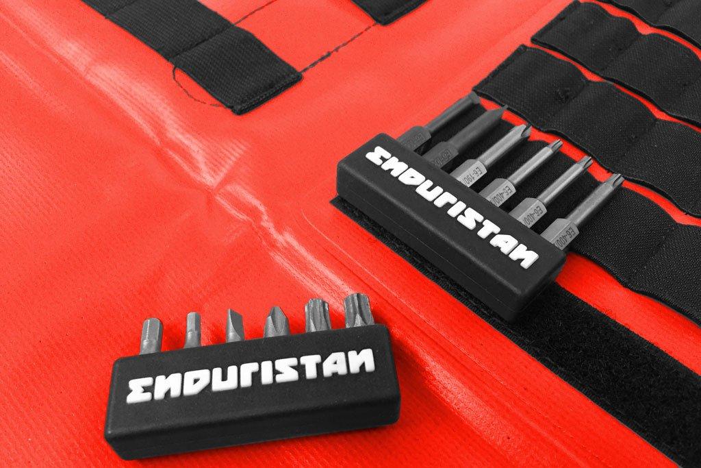 wasserdichtes Etui Enduristan/ /Werkzeugtasche