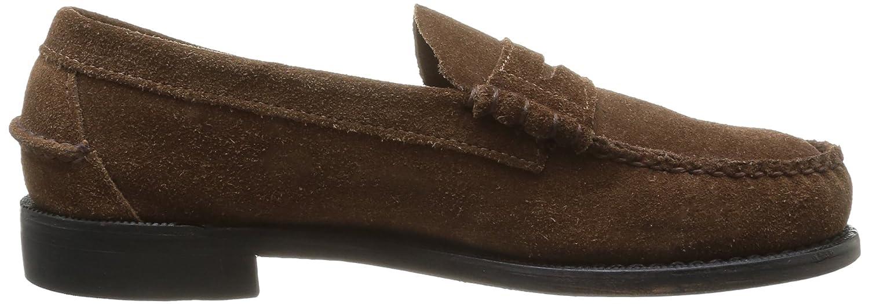 Sebago Classic, Mocasines para Hombre, Marron (Brown Suede), 41 EU: Amazon.es: Zapatos y complementos