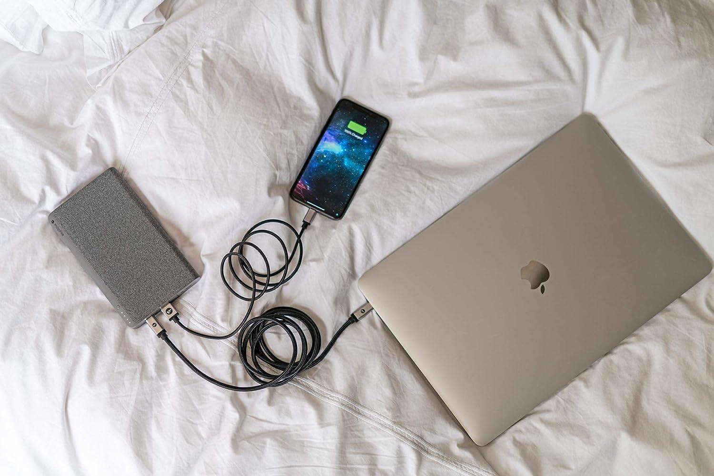 Morphie Powerstation USB-C 3XL for a sick women