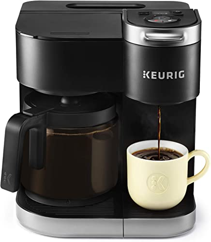 Keurig K-Duo Coffee Maker, Single Serve