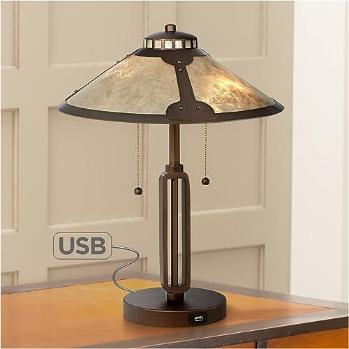 Samuel Mission Desk Table Lamp