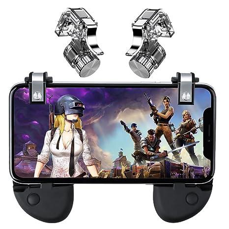 Amazon com: Fortnite PUBG Mobile Controller - Mobile Game