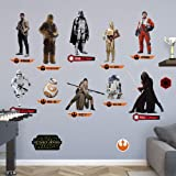 Fathead Star Wars Episode VII - The Force Awakens Wall Decal Collection